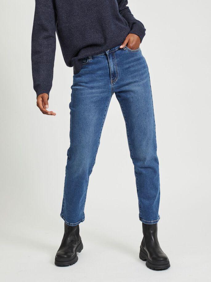 Visommer 7/8 Straight Jeans
