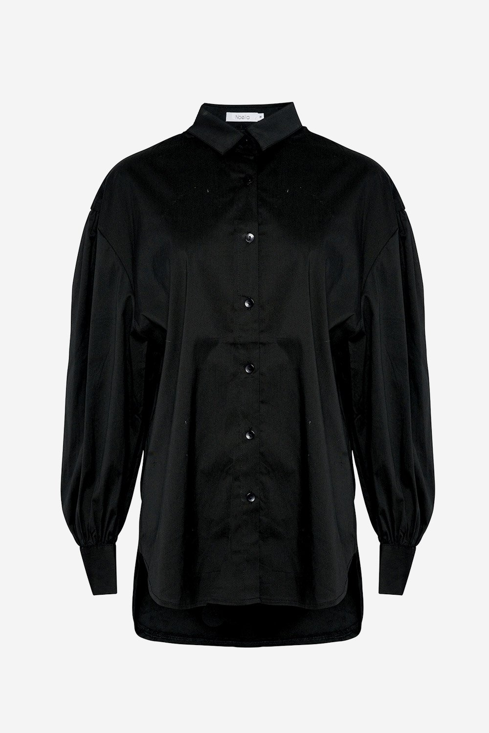 Tate Shirt, Cotton Poplin