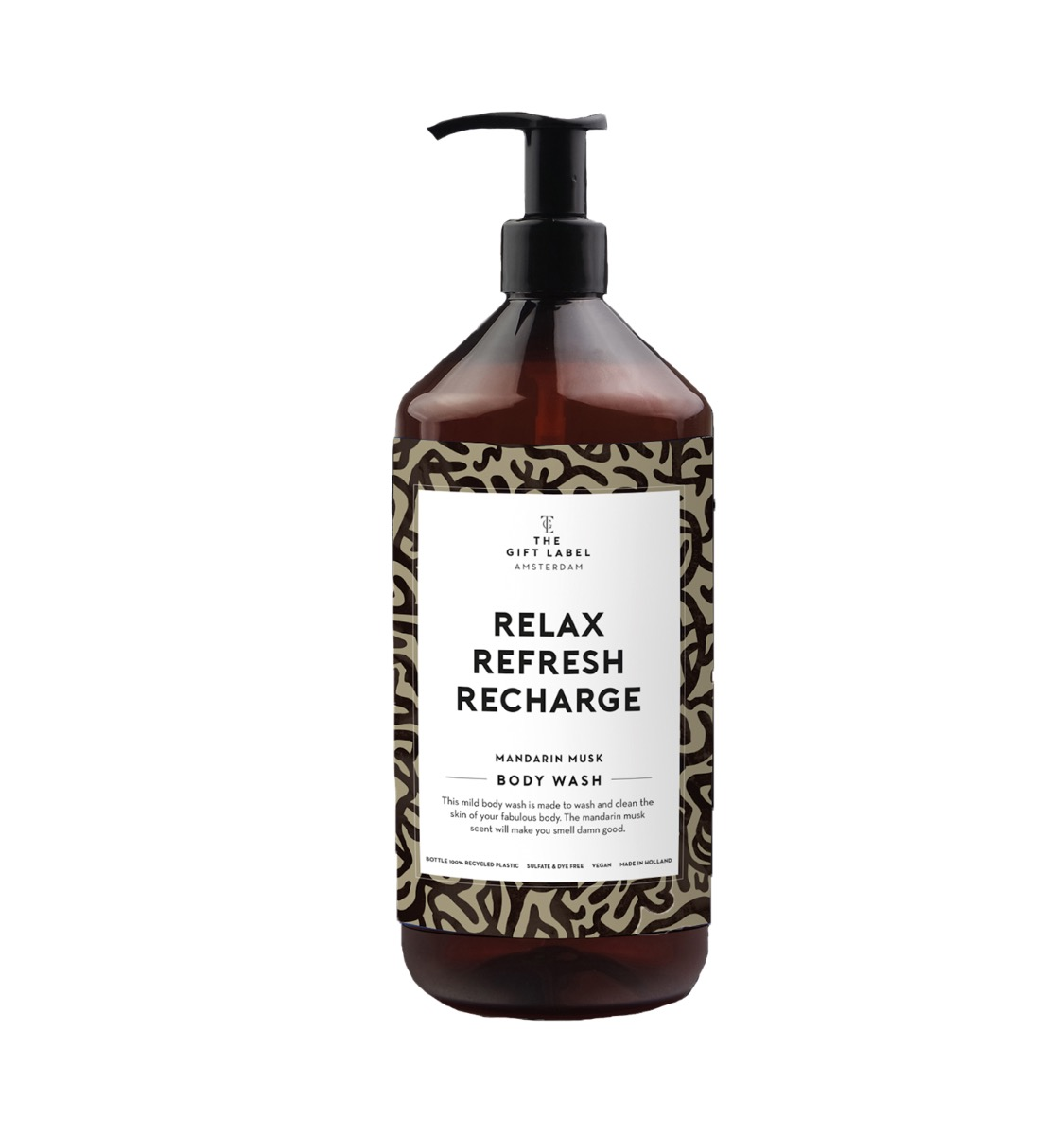 Relax, Refresh and Recharge