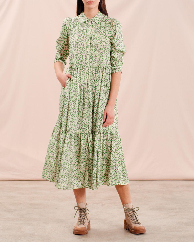 Delicate Shirt Dress