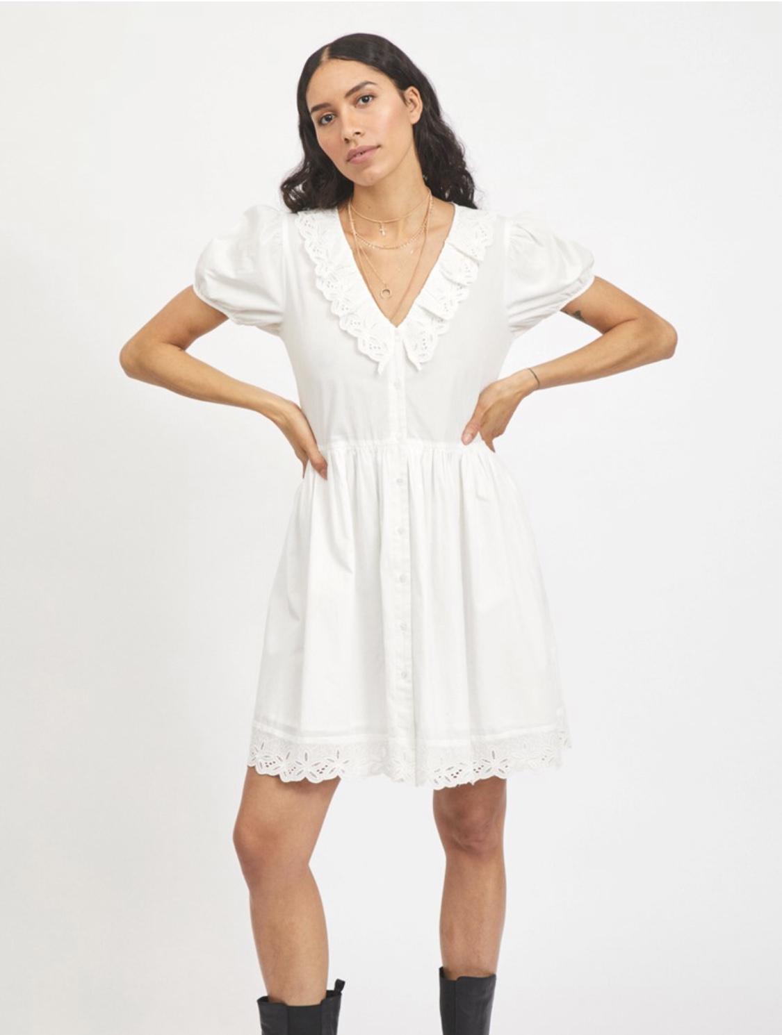 Vicillie S/S Dress
