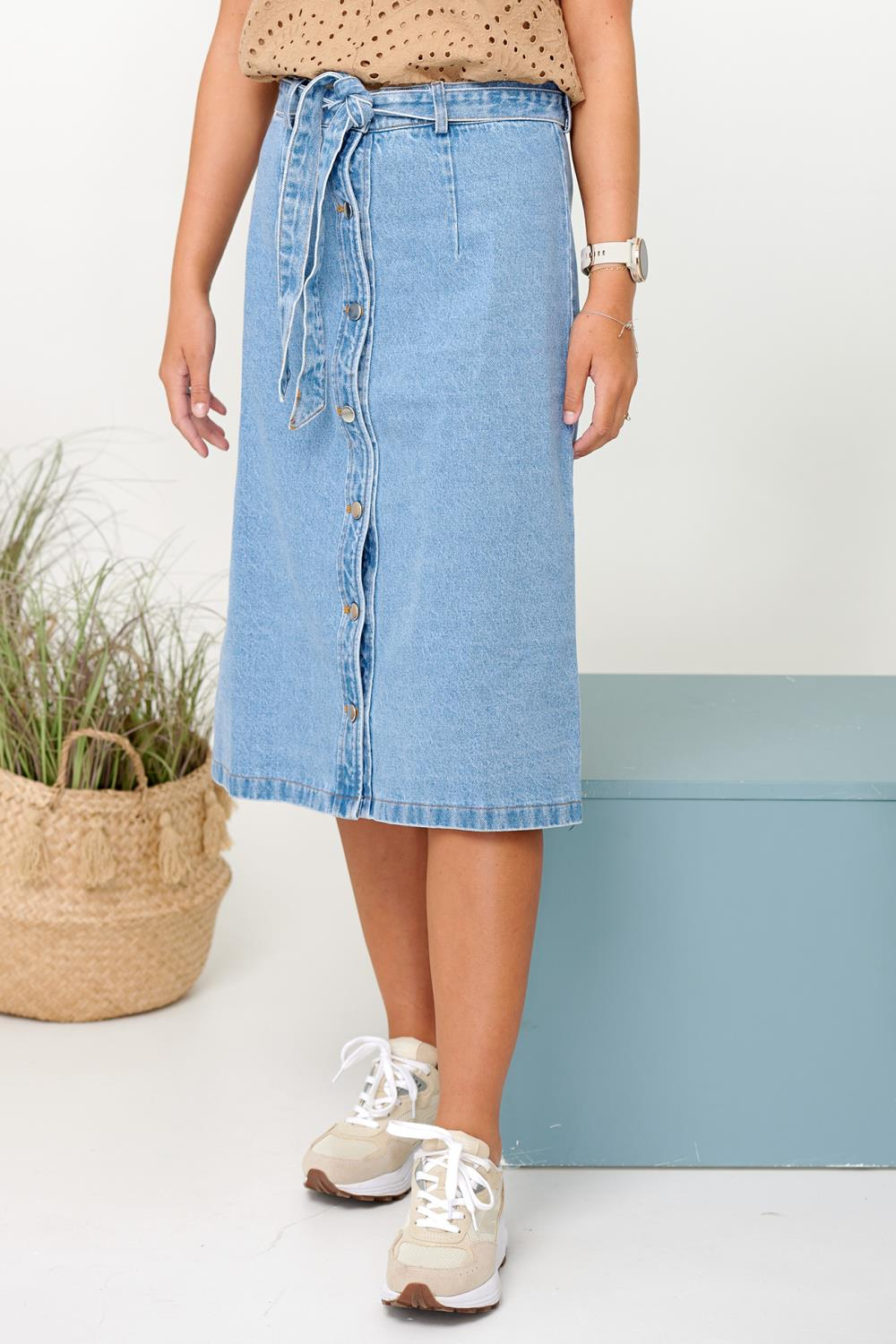 Bora Skirt Denim