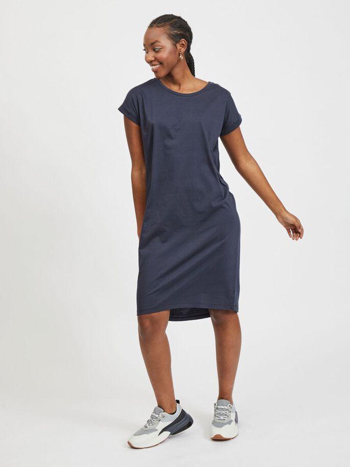 Vidreamers S/S Knee Dress