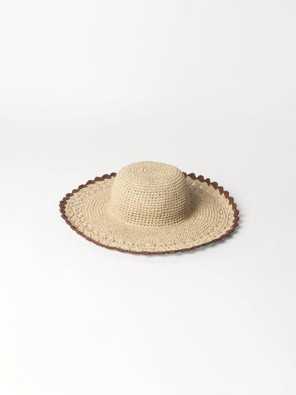 Connie Straw Hat