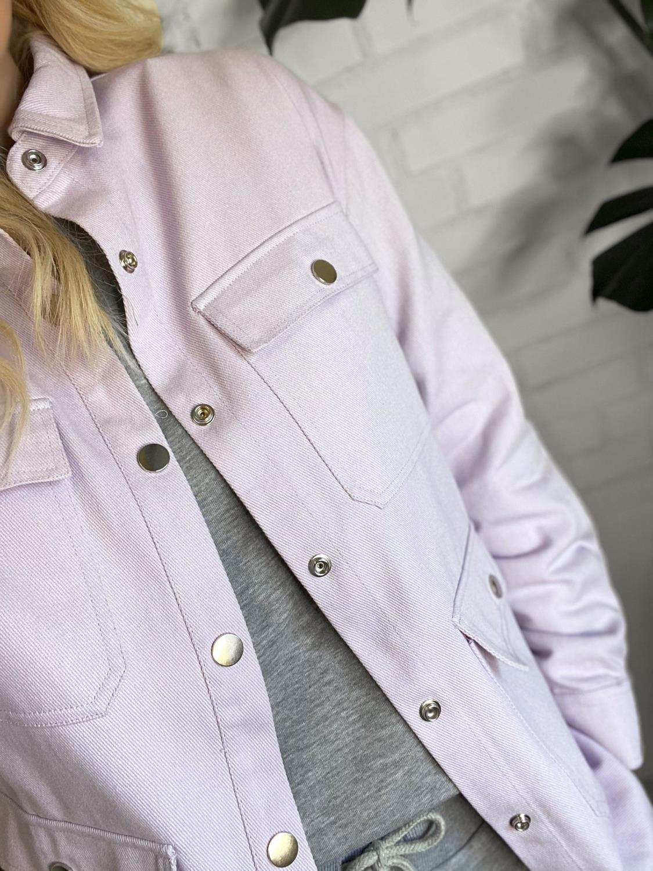 Demi Shirt Jacket