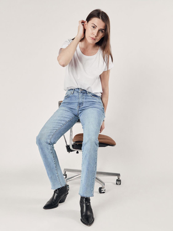 Vistray Straight Jeans