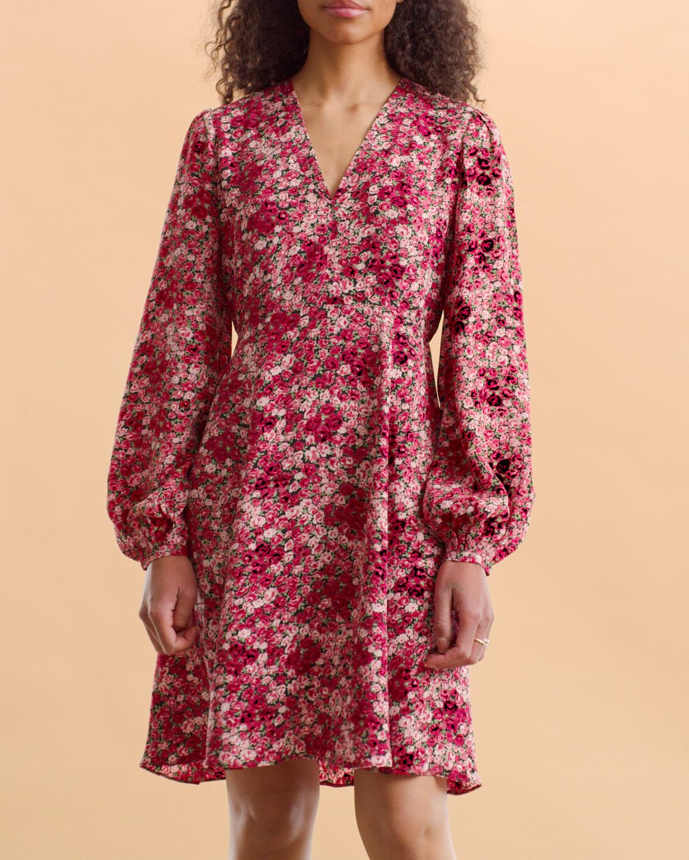 Autumn 50`s Dress