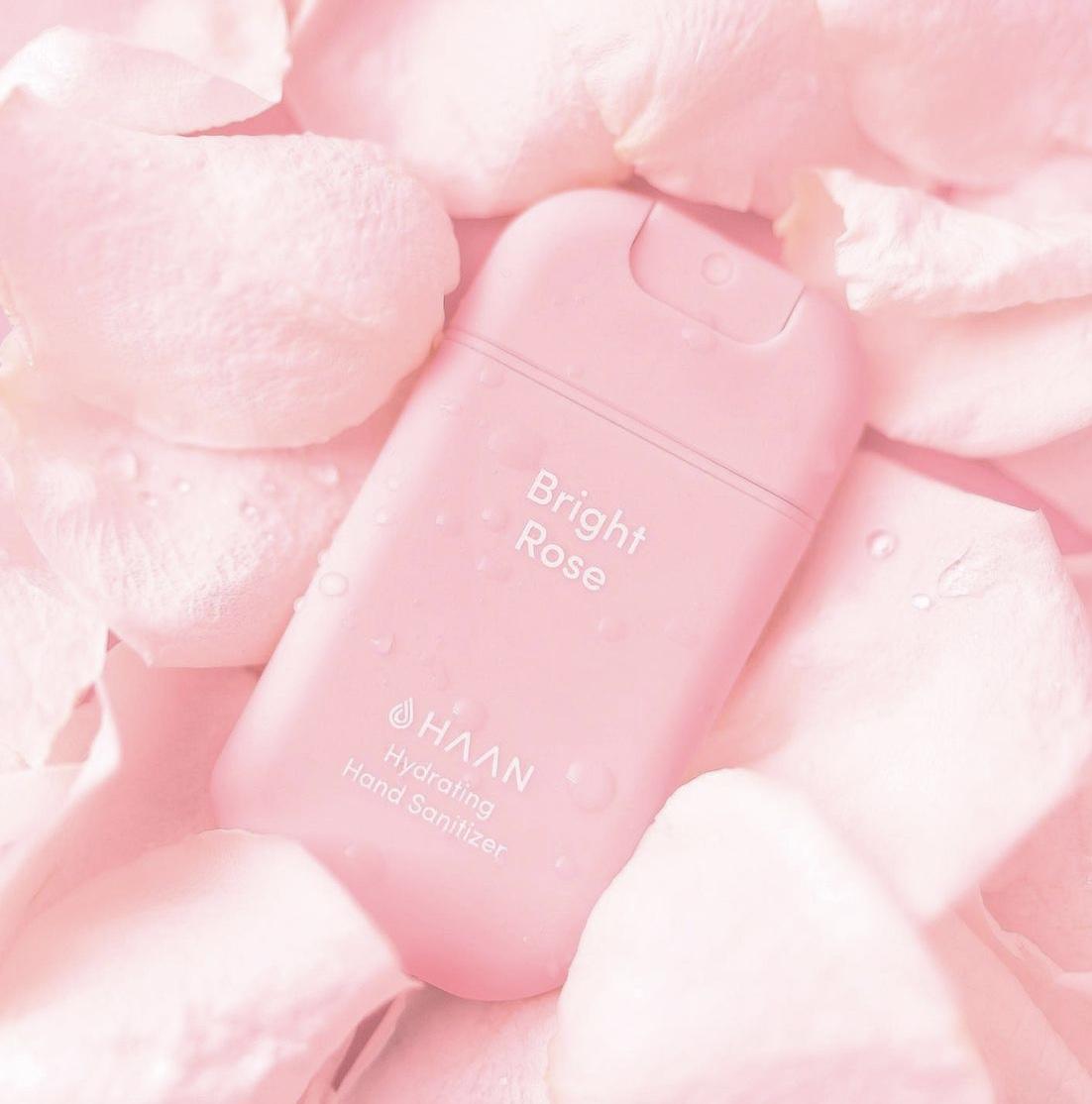 Pocket Sanitizer Bright Rose