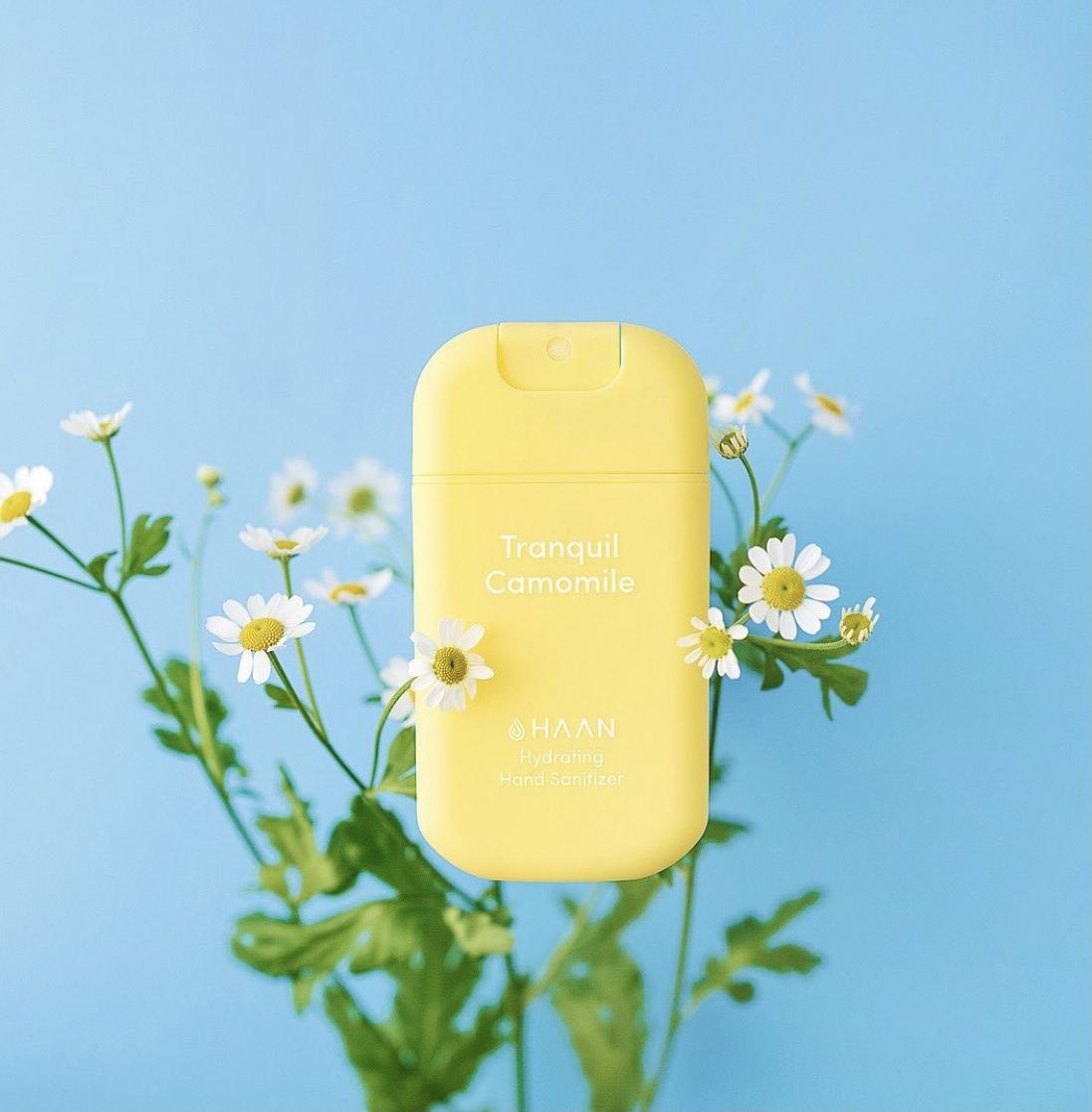 Pocket Sanitizer Tranquil Camomille