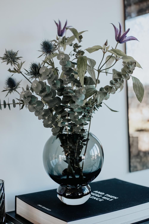 Meadow Swirl Vase