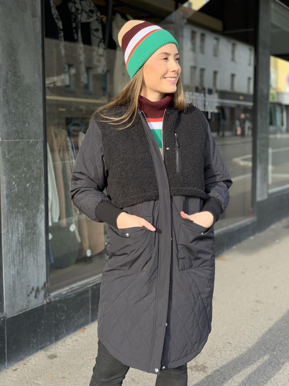 Etta Pile Coat