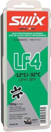 Swix  LF4X Green,  -12 °C/-32°C, 180g