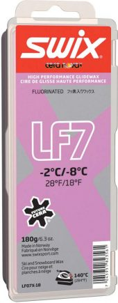 Swix  LF7X Violet,  -2 °C/-8°C, 180g