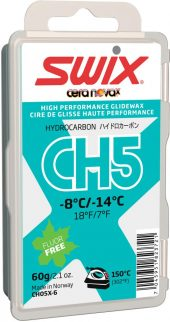 Swix  CH5X Turquoise, -8 °C/-14°C, 60g