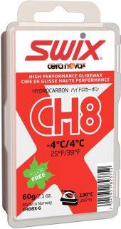 Swix  CH8X Red, -4°C/4°C, 60g