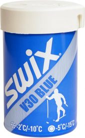 Swix  V30 Blue Hardwax -2/-10C, 45g
