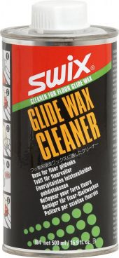 Swix  I84C Cleaner,fluoro glidewax, 500ml