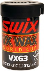 Swix  VX63  Fluor New 0/+2C Old 0/-4C