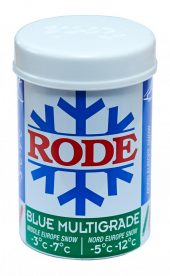 Rode  Festevoks Blå multigrade -5/-12