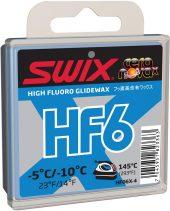 Swix  HF6X Blue, -5 °C/-10 °C, 40g