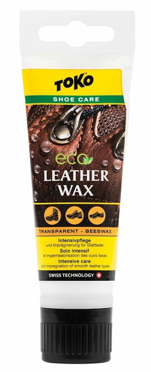 Toko  Leather Wax Transp-Beeswax 75ml