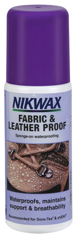 Nikwax  Spray On Fabric&Leather 24x125 ml