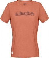 Norrøna  svalbard wool T-Shirt (W)