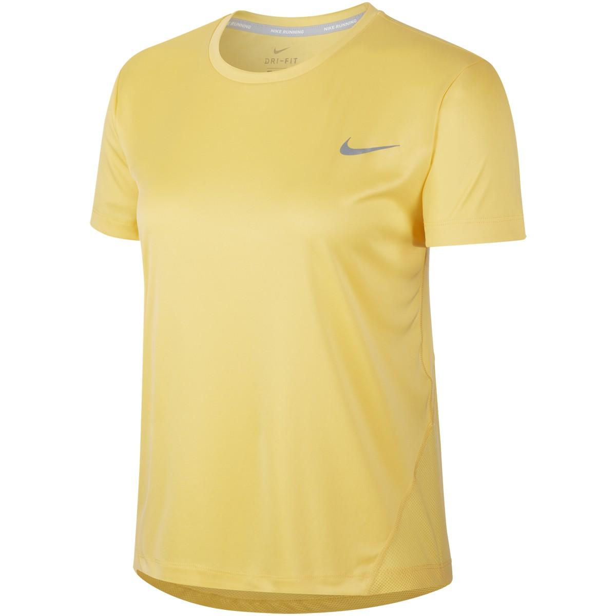 Nike  W DRY MILER TOP SS