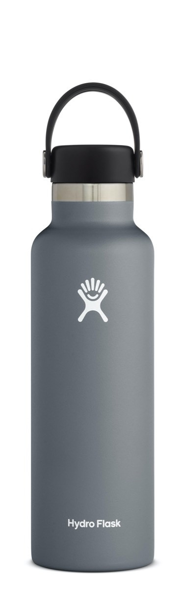 Hydro Flask 21oz Standard Mouth Flex Cap, Stone