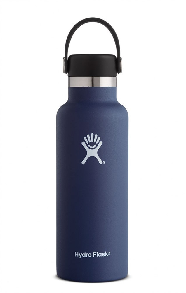 Hydro Flask 21oz Standard Mouth Flex Cap, Cobalt