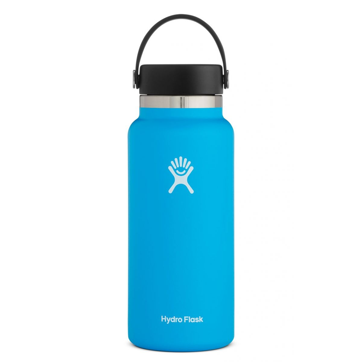 Hydro Flask 32oz Wide Mouth 2.0 Flex Cap, Pacific