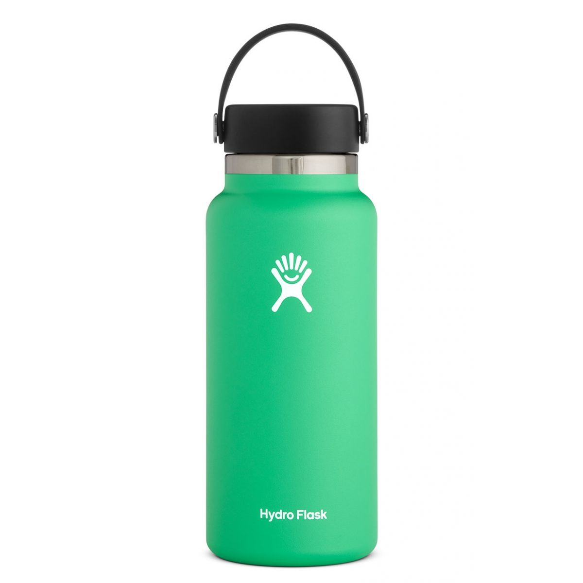 Hydro Flask 32oz Wide Mouth 2.0 Flex Cap, Spearmint