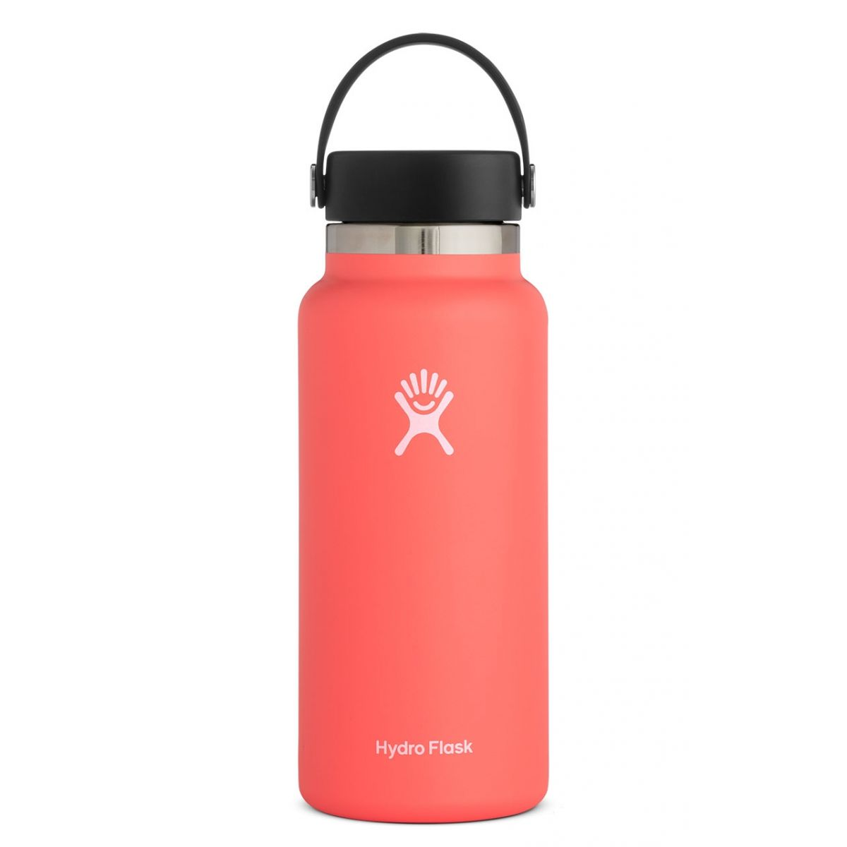 Hydro Flask 32oz Wide Mouth 2.0 Flex Cap, Hibiscus