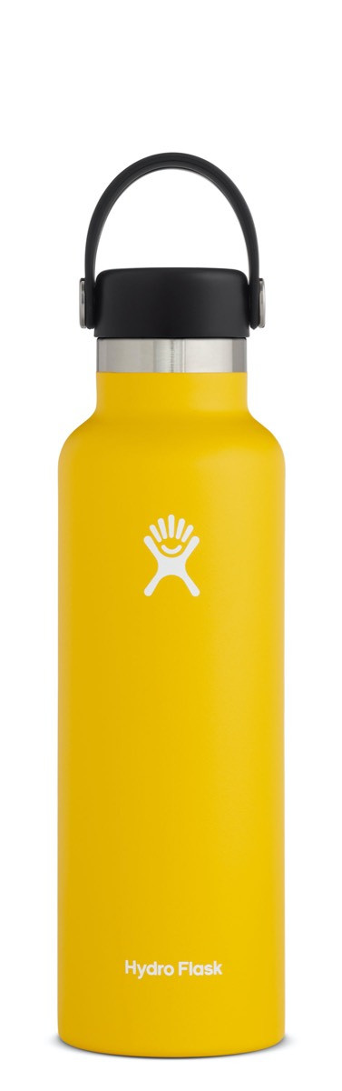 Hydro Flask 21oz Standard Mouth Flex Cap, Sunflower