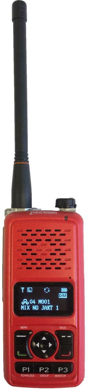 Brecom VR-3500 Digital, Analog Radiopakke