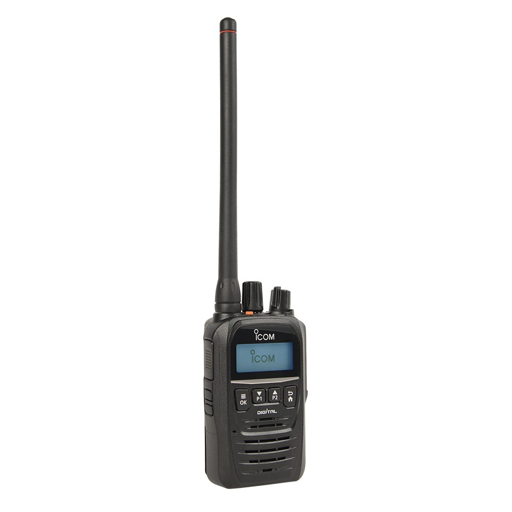 Icom ProHunt D52 Digital/Analog jaktradio m/Bluetooth