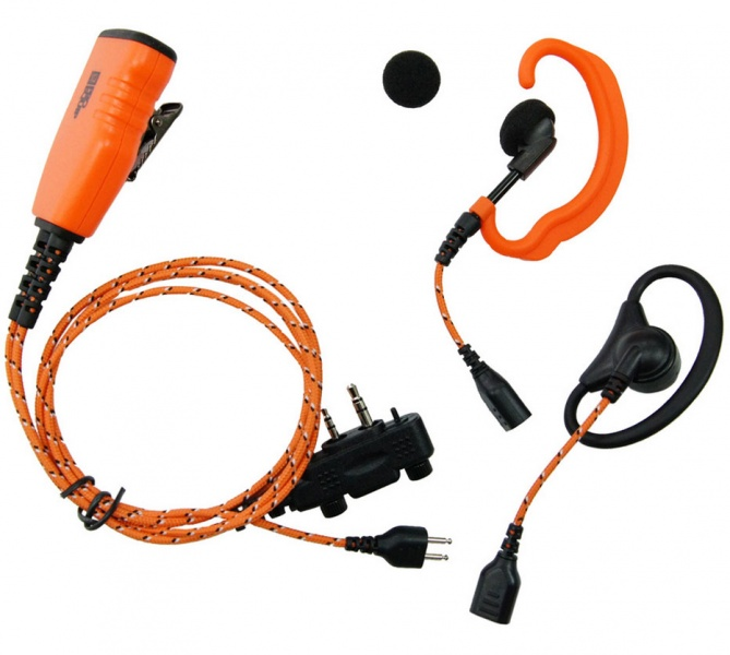 Icom PRO-U610LA Orange headset