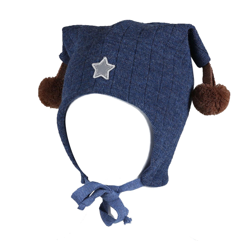 Kivat Joker Hat star, blå/brun