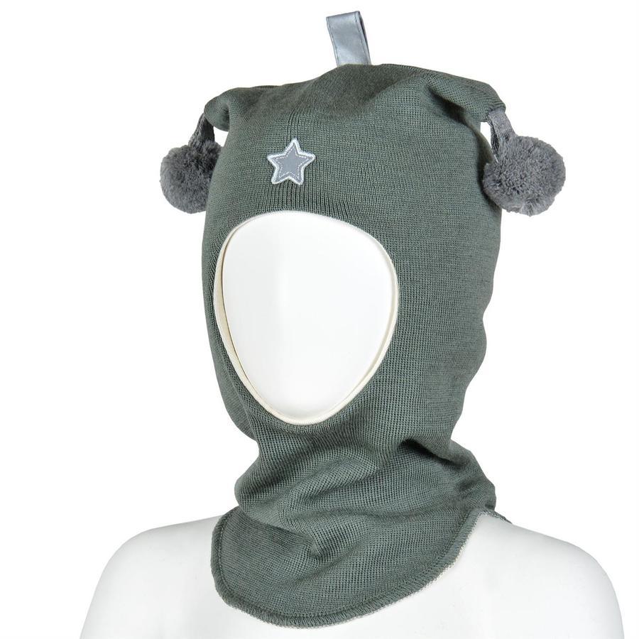 Kivat Star Hood, grønn/grå