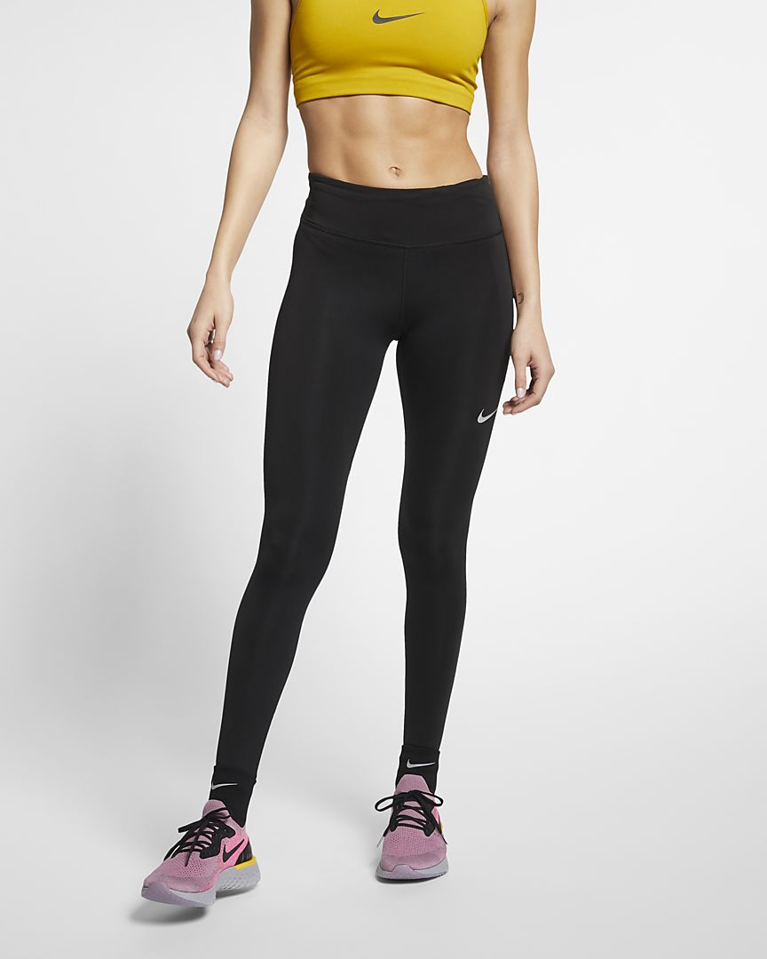 Nike  W NIKE FAST TIGHTS MR