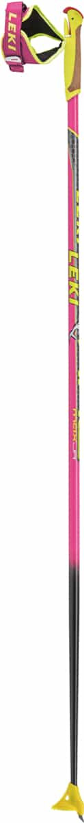 Leki HRC Junior pink