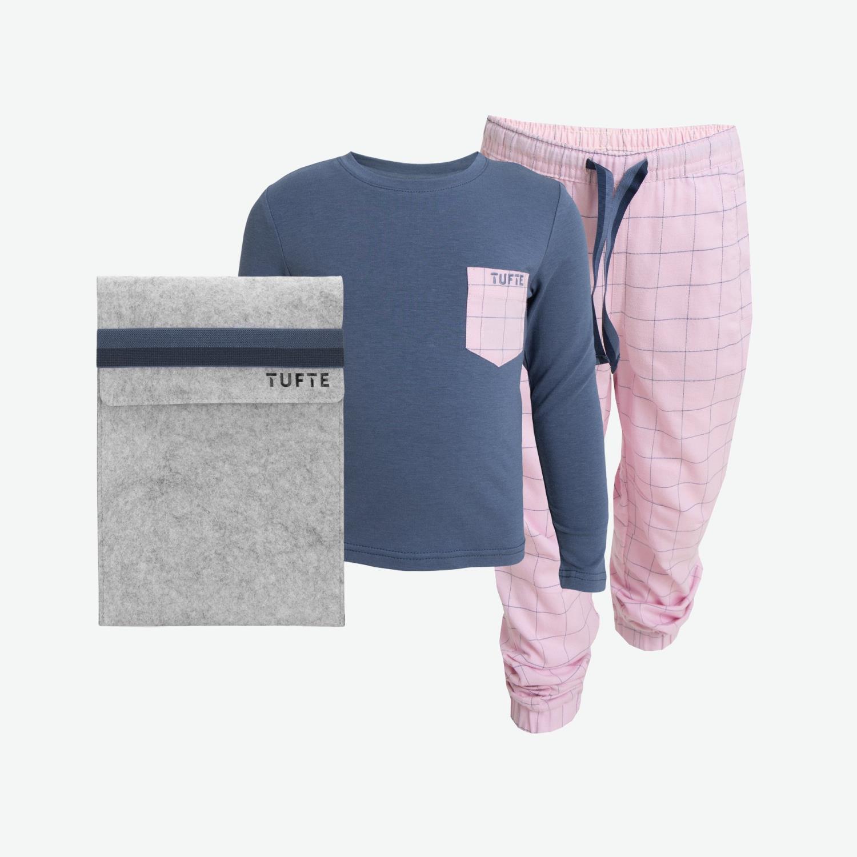 Tufte Wear  Kids / JR Nattsmelle PJ-set