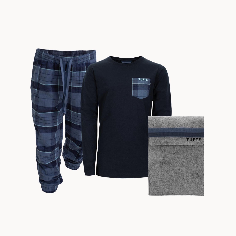 Tufte Wear  Kids Nattsmelle Pyjamas Set