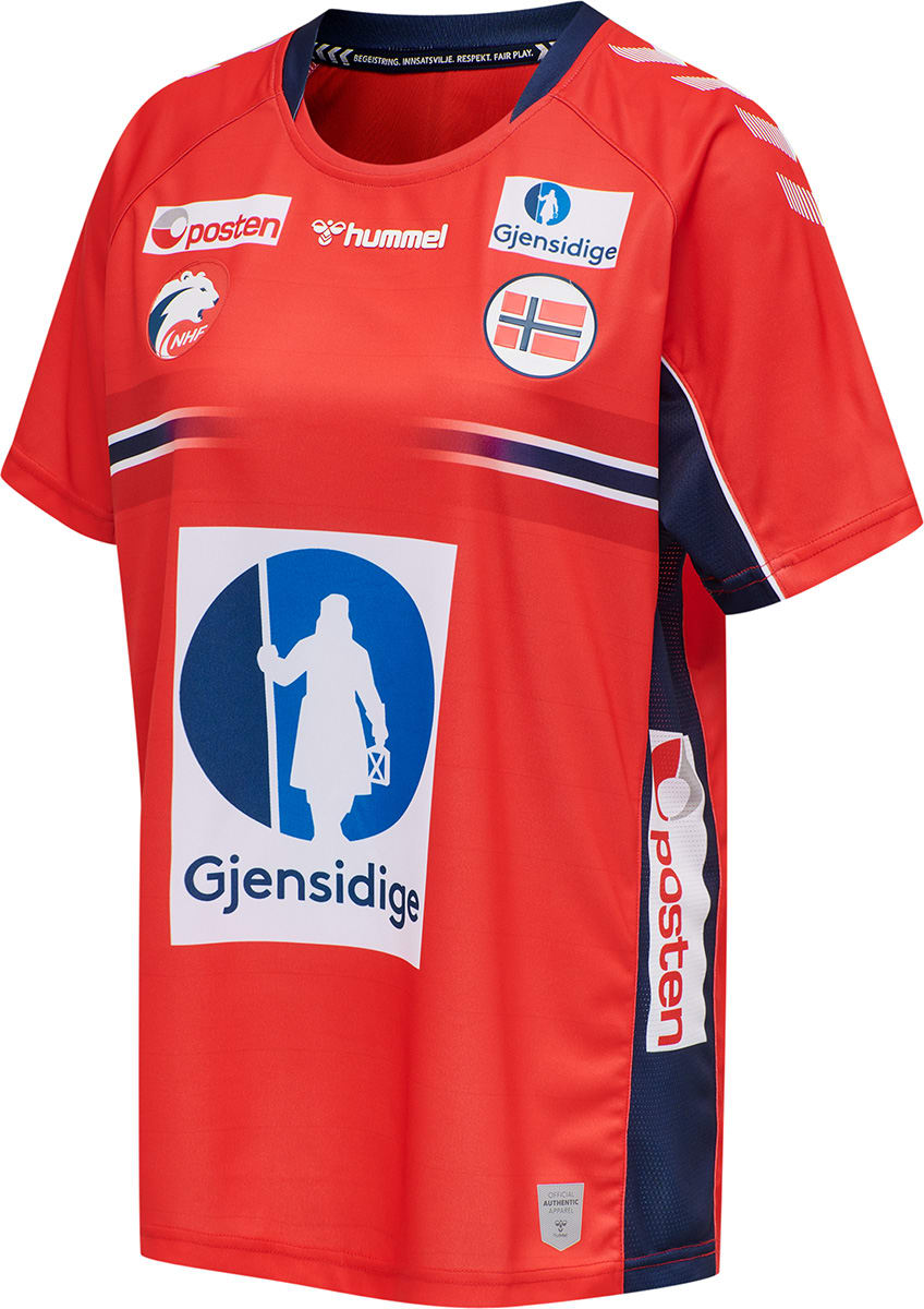 Hummel  NHF 20 WOMANS HOME JERSEY SS