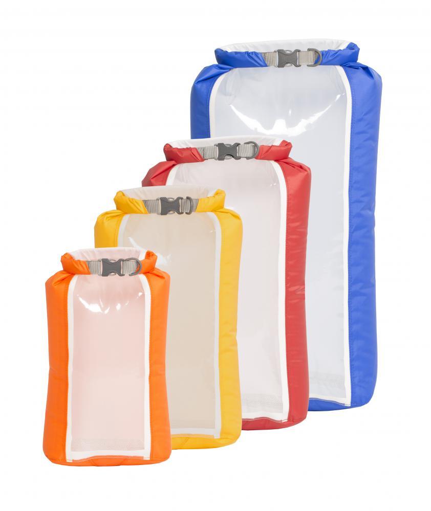 Exped  Fold Drybag CS M, rød