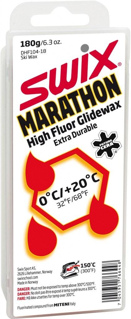 Swix  DHF104 Marathon white 0-+20C,180g