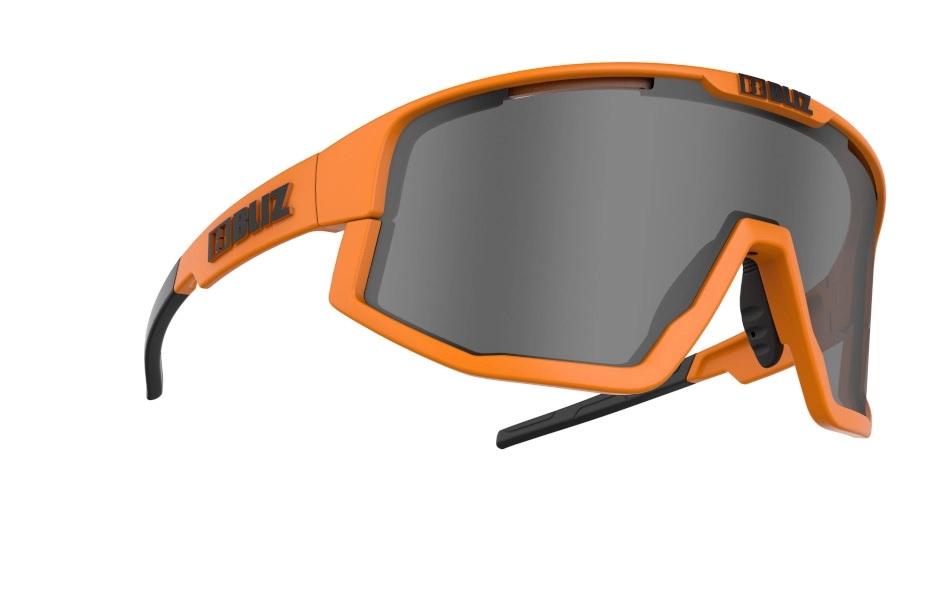 Bliz Active Fusion Matt Orange
