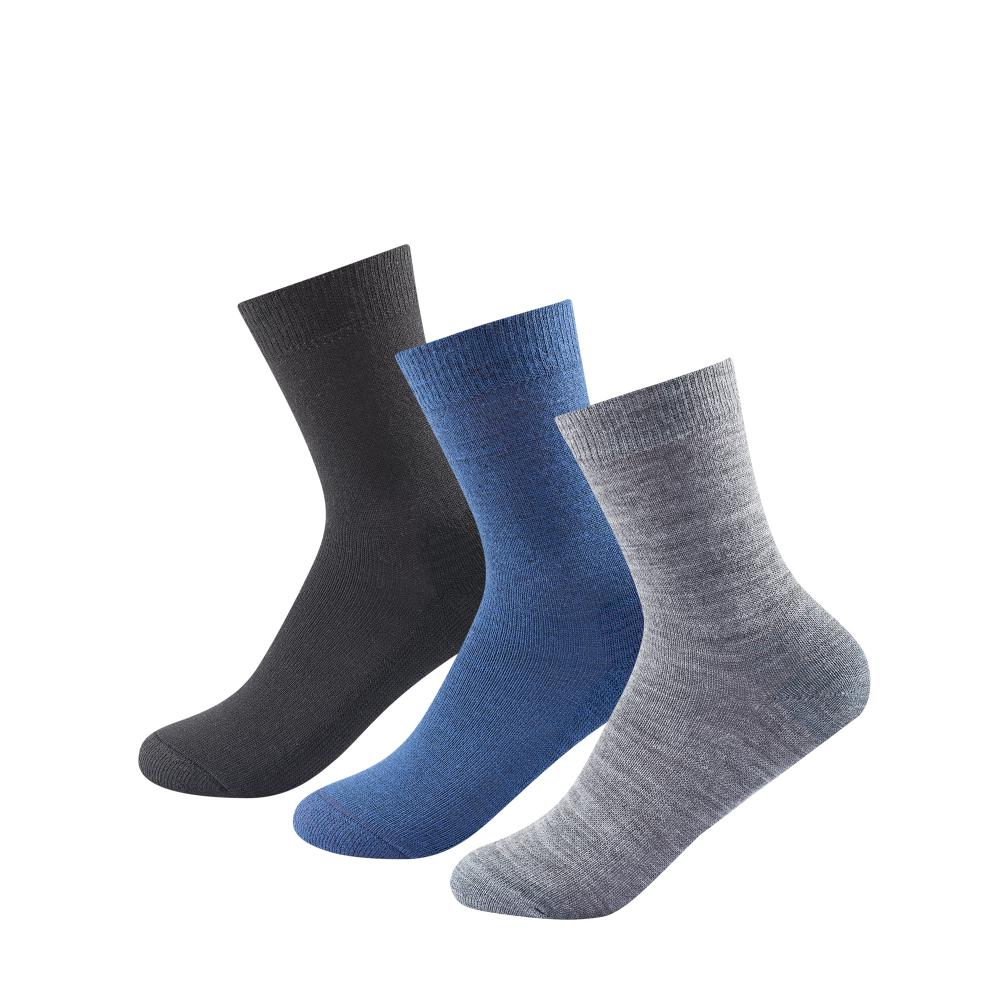 Devold  Daily Medium Kid Sock 3pk
