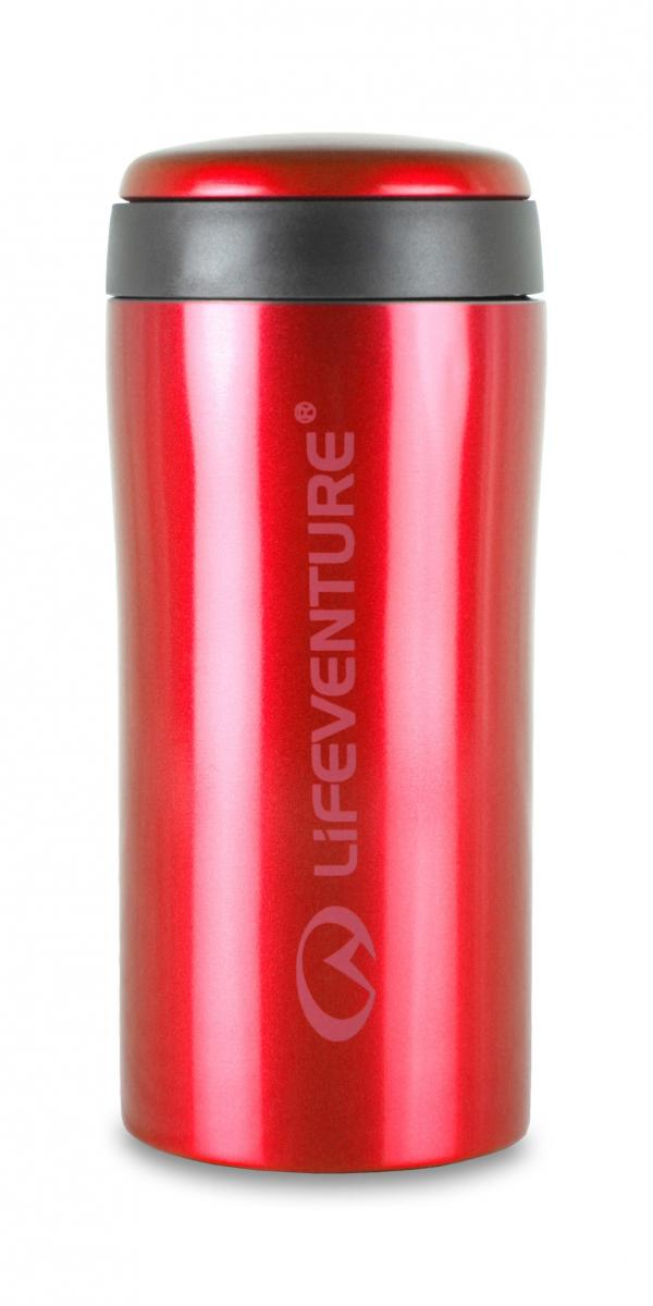 Lifeventure  Termokopp Thermal Mug Red