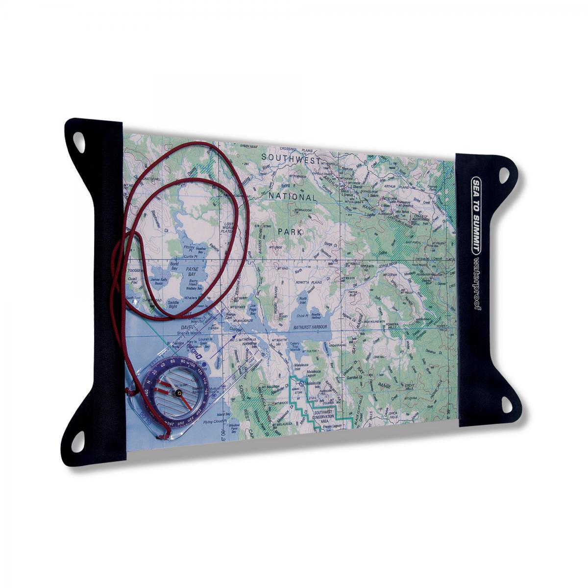 Sea To Summit  KARTMAPPE TPU GUIDE MEDIUM